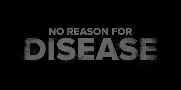 No reason for disease
